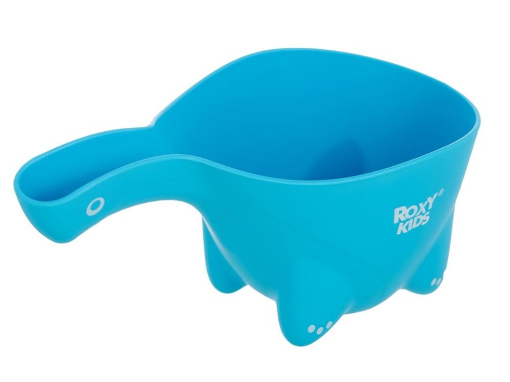 Мягкий ковшик для мытья головы DINO SAFETY SCOOP - фото 3