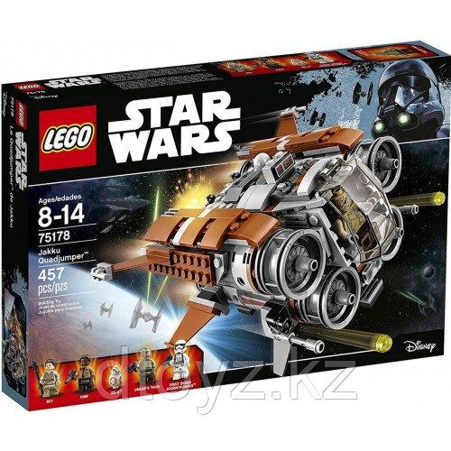 Lego 75178 Star Wars Квадджампер Джакку