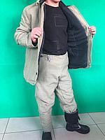 Костюм сварщика брезентовый, фото 1
