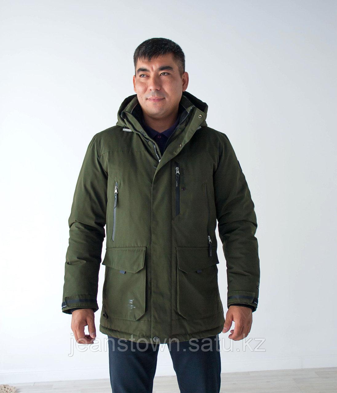 Куртка мужская зимняя Shark Force хаки