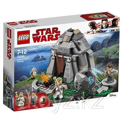 Lego 75200 Star Wars Тренировки на островах Эч-То