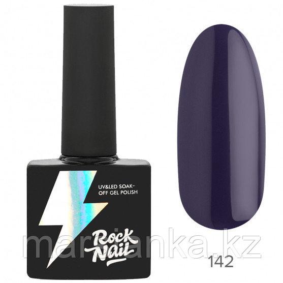 Гель-лак RockNail Basic #142 What?, 10мл