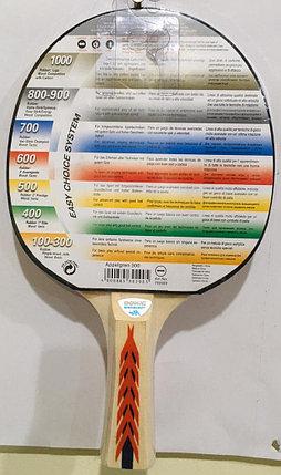 Ракетка для настольного тенниса Donic Schildkrot 300 Level, фото 2