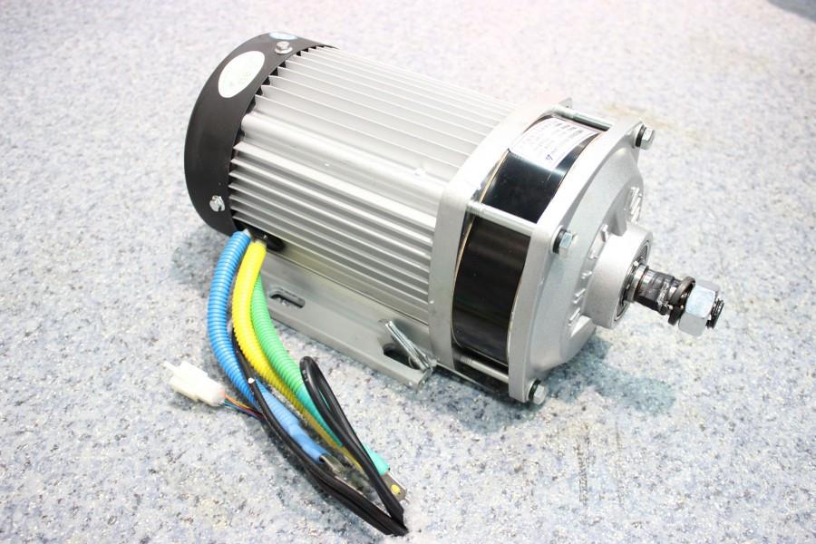 Электродвигатель лифта 2-х скоростной 3квт/925/215 об/мин