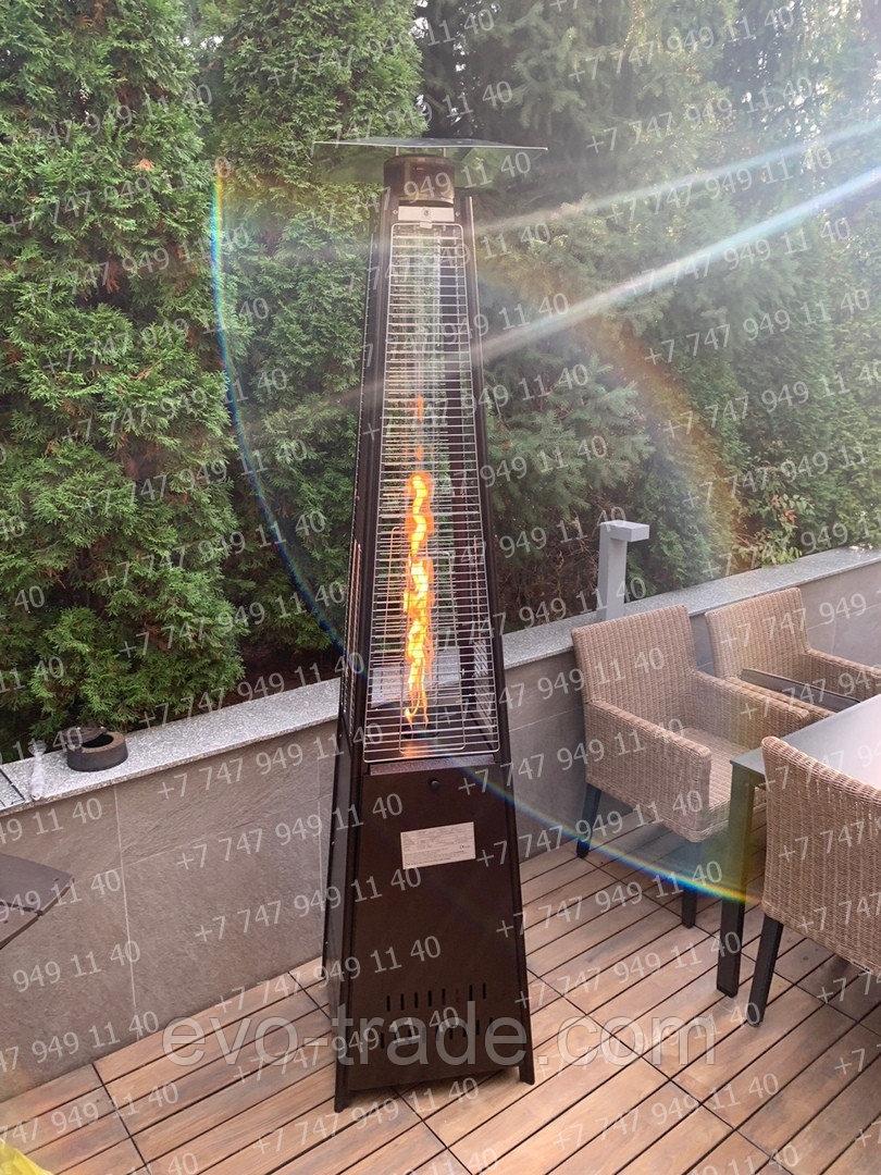 Уличный газовый обогреватель Sundays PH08-SS (оптом и в розницу, доставка по РК)