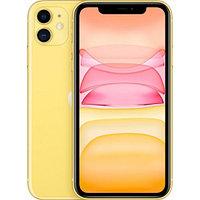 IPhone 11 Dual Sim 64GB Yellow, фото 1
