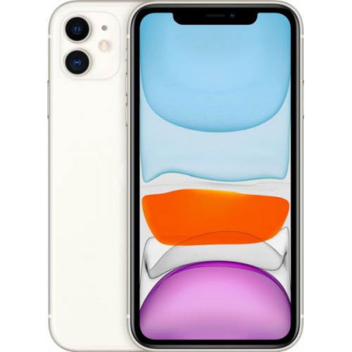 IPhone 11 Dual Sim 128GB White
