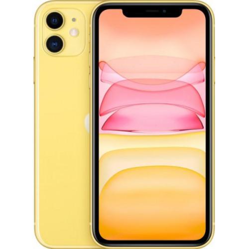 IPhone 11 Dual Sim 128GB Yellow