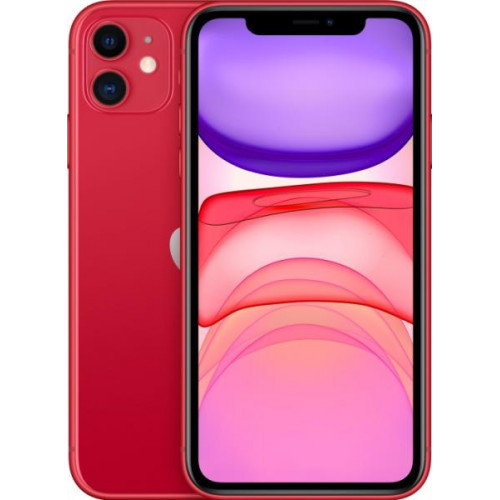 IPhone 11 Dual Sim 128GB Red