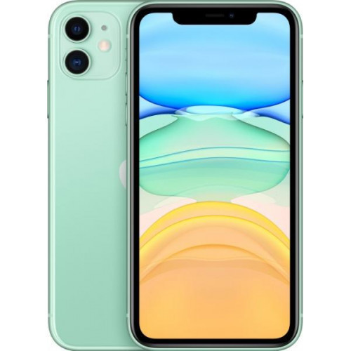 IPhone 11 Dual Sim 256GB Green