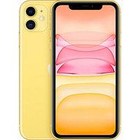IPhone 11 Dual Sim 256GB Yellow, фото 1