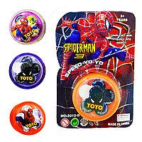 Yo-Yo Light Spider Man Йо-Йо Светящаяся