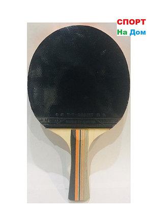 Ракетка для настольного тенниса Minwei Table tennis Racket в чехле, фото 2