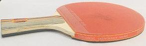 Ракетка для настольного тенниса Minwei Table tennis Racket в чехле, фото 3