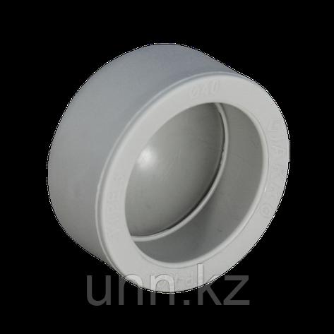 Заглушка ППР серый 20 Jakko, фото 2