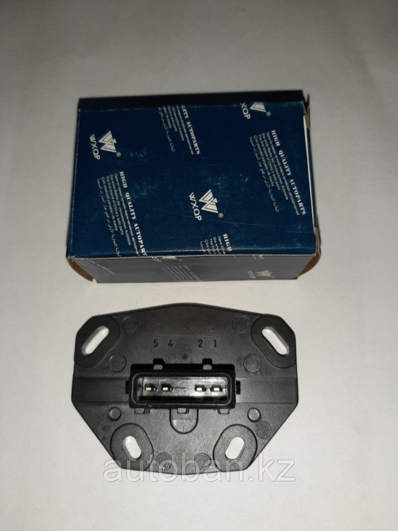 Датчик дроссельной заслонки Audi 80/100/Volkswagen Golf 2/3/Passat B3/B4 моновпрыск