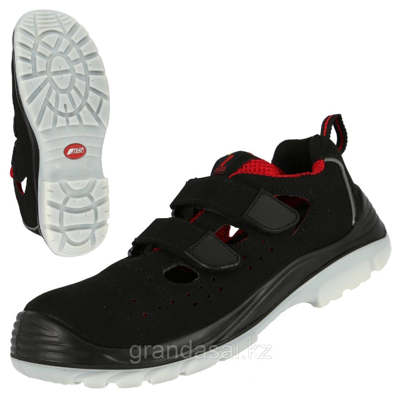 Ботинки защитные летние NITRAS MICRO STEP SA