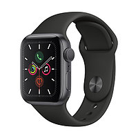 Apple Watch Series 5 44mm Space Grey, фото 1