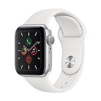 Apple Watch Series 5 44mm Silver, фото 1