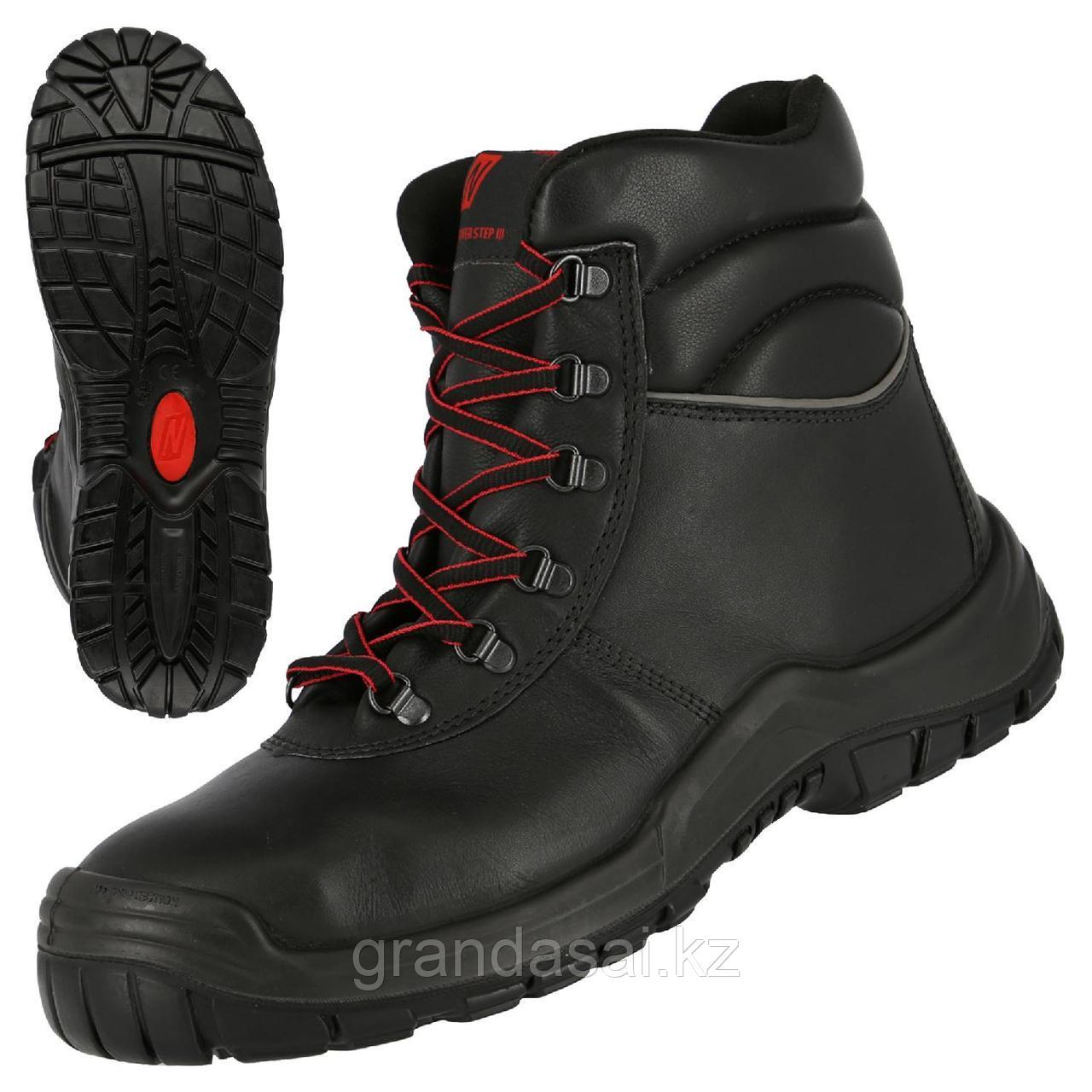 Ботинки защитные летние NITRAS POWER STEP MID
