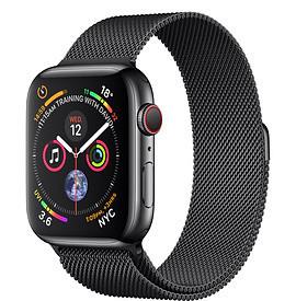 Apple Watch Series 5 44mm Space Black Milanese Loop
