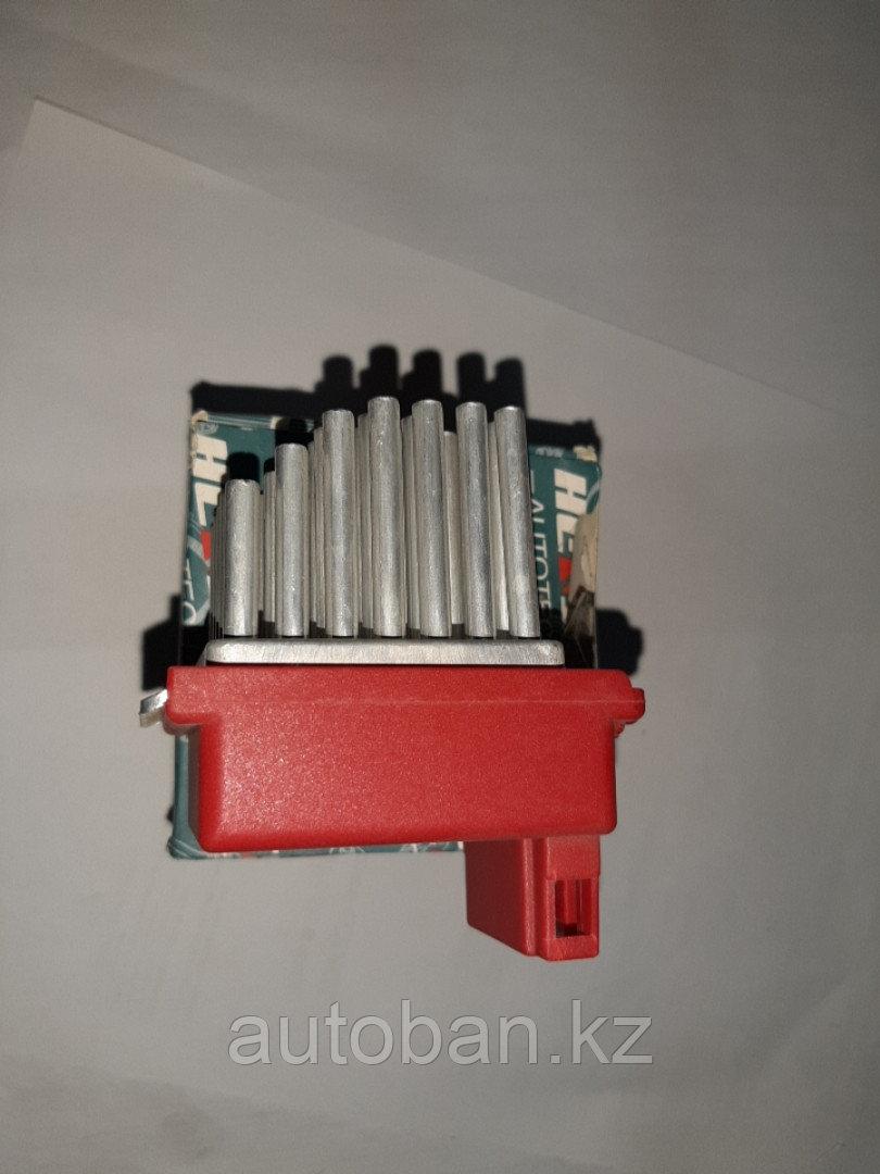 Резистор печки Audi A4