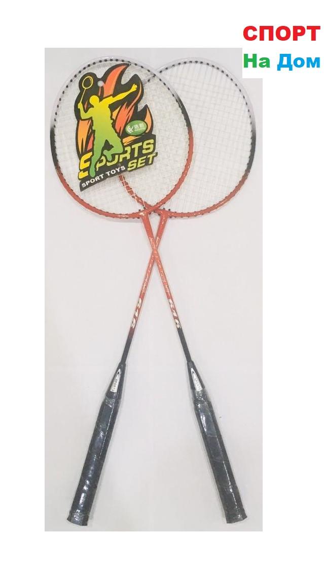 2 Ракетки для бадминтона AOLILAI Badminton PRO-616