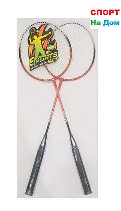 2 Ракетки для бадминтона AOLILAI Badminton PRO-616, фото 2