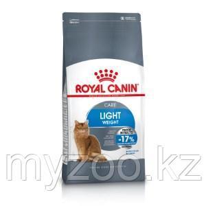 Корм для кошек склонных к лишнему весу Royal Canin LIGHT WEIGHT CARE 8kg