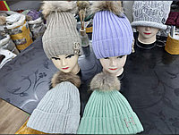 Шапки зимние женские, фото 1
