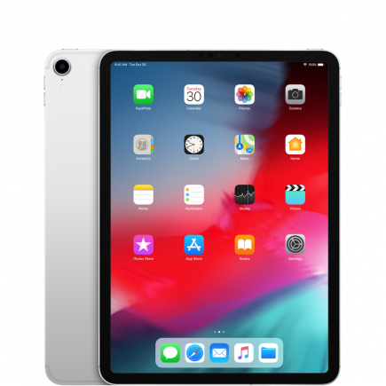 "Pro 12.9"" (2018) 64Gb Wi-Fi Silver"