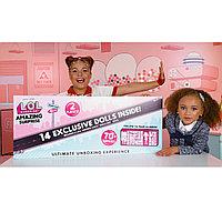 Большой набор Лол из 14 кукол 70 сюрпризов L.O.L. Surprise Amazing with 14 Dolls