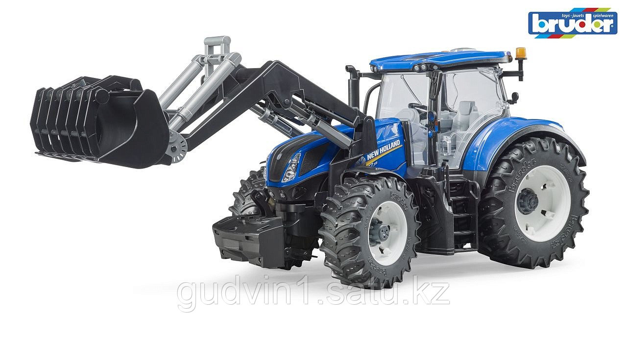 Трактор New Holland T7.315 с погрузчиком Артикул №03-121