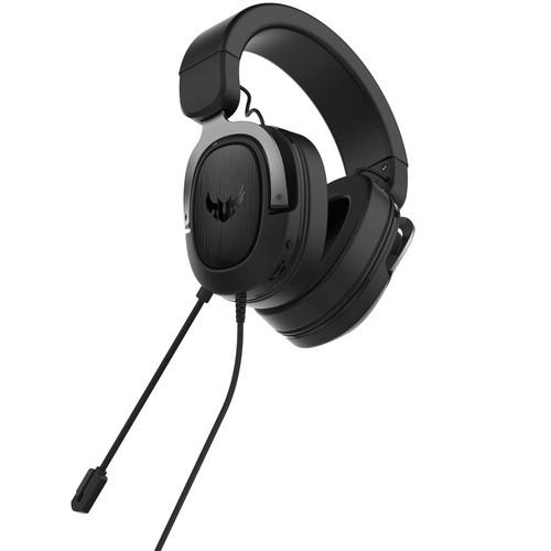 Asus TUF Gaming H3 Gray наушники (90YH028G-B1UA00) - фото 3