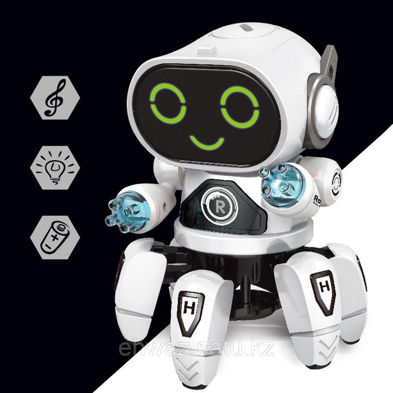 Музыкальный робот
