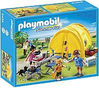 Детский конструктор Playmobil «Семейный пикник», фото 1