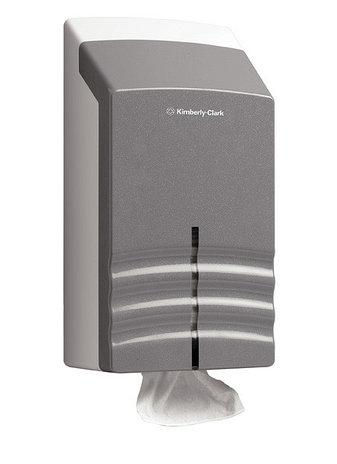 Диспенсер для листовой туалетной бумаги в пачках Ripple 6965 Kimberly Clark Professional, фото 2