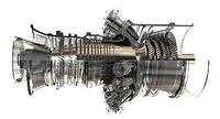 Ремонт газовой турбины Alstom GT11D5, GT13E2, Alstom GT8C2