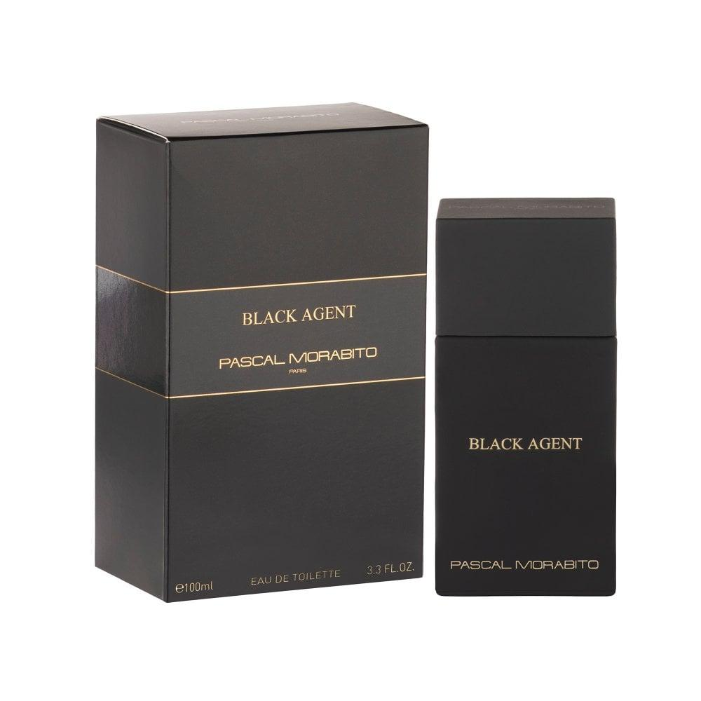 Pascal Morabito Black Agent edt 100ml