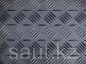 Накладка на ступень (Проступь) 1268*300*76 Елочная Черная, фото 2
