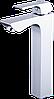 Смеситель для умывальника монолитный, высокий для накладной раковины LeMark UNIT LM4509C