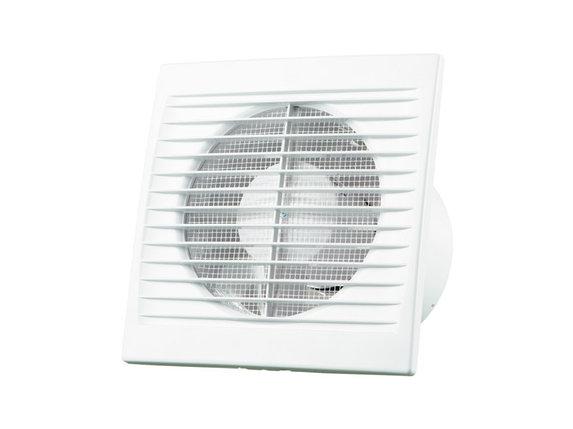 Вентилятор РВС Вега 180диаметр фланца 175mm автоматические жалюзи  реверсивный мотор!! , фото 2