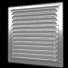 Решетка металлическая 150*150 оцинкованная