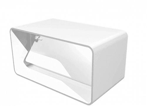 Соединитель 55*110 с обратным клапаном, фото 2