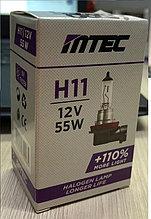 Галогеновая лампа MTEC H11 55W 12V PGJ19-2 1лампа