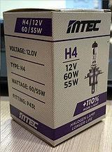 Галогеновая Лампа MTEC H4 12V 60/55W +110% P43t-38 1лампа