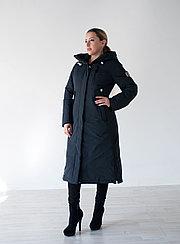 Куртка женская зимняя Snowimage, черная