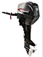 Лодочный мотор Hidea HD 9,8 FHS двухтактный. Алматы