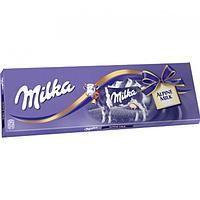 Milka Альпийское Молоко Alpine Milk (250 грамм) 16 шт в упаковке