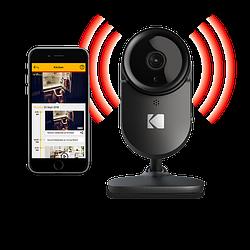 Интеллектуальное Wi-Fi устройство для видео наблюдения  Kodak CHERISH F670